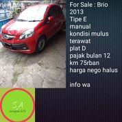 Honda Brio 2013 (30023568) di Kab. Bandung Barat