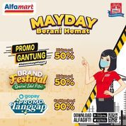 Alfamart promo menarik MAYDAY Berani Hemat (30023680) di Kota Jakarta Selatan