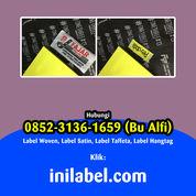 TERMURAH 085231361659 Tempat Buat Label Baju Banjar (30025080) di Kota Banjar