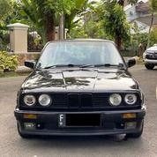 BMW E30 M40 318i Th 1991 Hitam Metalik (30026725) di Kota Jakarta Timur