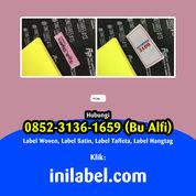 REKOMENDASI 085231361659 Tempat Bikin Label Baju Cirebon (30031051) di Kota Cirebon