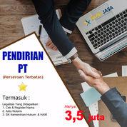 Promo Pendirian PT Jogja Jasa Legalitas Pendirian PT Termurah (30031512) di Kota Yogyakarta