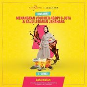 Flash Coffee X Jenahara GIVE AWAY Menangkan Voucher Ngopi 6 Juta & Baju Lebaran Jenahara (30036108) di Kota Jakarta Selatan