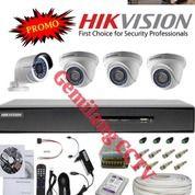 HIKVISION CCTV Paket 4Channel 2MP (30038872) di Kota Medan