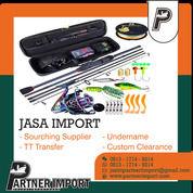 JASA IMPORT ALAT MEMANCING | PARTNERIMPORT.COM | 081317149214 (30040971) di Kota Jakarta Timur