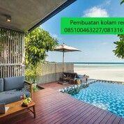 KONTRAKTOR KOLAM RENANG, PRIVATE POOL   BANGKA BELITUNG (30041687) di Kab. Belitung Timur