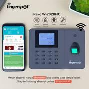 Fingerprint Mesin Absensi Online Fingerspot Revo W-202BNC (30043876) di Kab. Lombok Barat