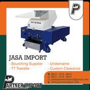 JASA IMPORT MESIN PENGHANCUR PLASTIK | PARTNERIMPORT.COM | 081317149214 (30045145) di Kota Jakarta Timur