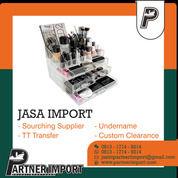 JASA IMPORT ALAT MAKE UP | PARTNERIMPORT.COM | 081317149214 (30045168) di Kota Jakarta Timur