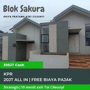 Rumah Minimalis DP Ringan Bandung Kota (30045358) di Kota Bandung