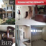 Rumah Metro Permata, Karang Tengah, Tangerang, 8x18m, 2 Lt, SHM (30046872) di Kota Jakarta Barat