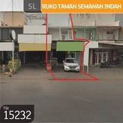 Ruko Taman Semanan Indah, Jakarta Barat, 4x16m, 2 Lt, SHM (30048169) di Kota Jakarta Barat