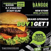 Burger Bangor Grand Opening Promo BUY ONE GET ONE (30048517) di Kota Jakarta Selatan