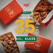 Xiji.Street Snack - Complete Ramadhan With Special Promo from @xiji.streetsnack (30048867) di Kota Jakarta Selatan