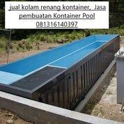 Kolam Renang Kontainer, Container Pool | PANGKALPINANG (30049939) di Kota Pangkal Pinang