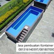 Kolam Renang Kontainer, Container Pool | SERANG (30049986) di Kota Serang