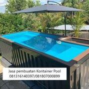 Kolam Renang Kontainer, Container Pool | TANGERANG SELATAN (30050040) di Kota Tangerang Selatan