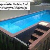 Kolam Renang Kontainer, Container Pool | BENGKULU (30050078) di Kota Bengkulu