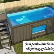 Kolam Renang Kontainer, Container Pool | GORONTALO (30050087) di Kota Gorontalo
