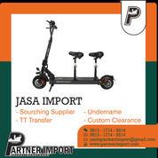 JASA IMPORT SCOOTER LISTRIK | PARTNERIMPORT.COM | 081317149214 (30051982) di Kota Jakarta Timur
