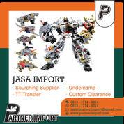JASA IMPORT MAINAN | PARTNERIMPORT.COM | 081317149214 (30053919) di Kota Jakarta Timur