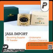 JASA IMPORT JAM BRANDED | PARTNERIMPORT.COM | (30054015) di Kota Jakarta Timur