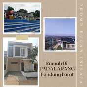 DP 30 JT RUMAH View Keren Dari Balkon Di Padalarang Strategis Dkt Cimerang (30054119) di Kab. Bandung
