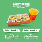 DUNKIN' Paket BEDUK (Buka Enak di DUNKIN') (30054332) di Kota Jakarta Selatan