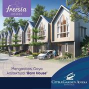 Citra Garden Aneka Pontianak Cluster Fressia 2 Lantai (30054350) di Kab. Kubu Raya
