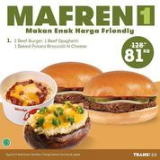 "Wendy's ""Makan Enak Harga Friendly"" (MAFREN) (30054380) di Kota Jakarta Selatan"