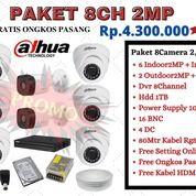 Dahua 2MP Paket 8Channel 1080p Full (30056706) di Kota Binjai