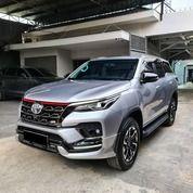 [PROMO TOYOTA MEI] FORTUNER 2.7 SRZ TRD SPORTIVO AUTOMATIC (30057280) di Kota Surabaya