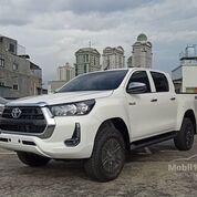 [PROMO TOYOTA MEI] HILUX 2.4 G DOUBLE CABIN 4X4 MANUAL (30057332) di Kota Surabaya
