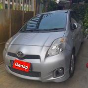 Toyota Yaris E AT Silver 2013 Istimewa Seperti Baru Sekali (30057522) di Kota Jakarta Barat