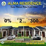 Promo Tanpa Cluster ALMA RESIDENCE TIGA BEKASI (30057586) di Kab. Bekasi
