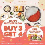 Onokabe promo Buy 3 Get 4 (30059140) di Kota Jakarta Selatan