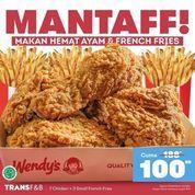 Wendy's Promo MANTAFF (30059225) di Kota Jakarta Selatan