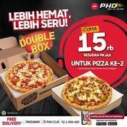 PHD Cuma nambah 15ribu setelah pajak buat pizza ke-2 loh. (30059267) di Kota Jakarta Selatan