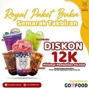 Royal Xifu Royal Promo Pake Buka Semarak Tambiran (30059268) di Kota Jakarta Selatan