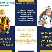 SEWA DAN SERVICE FORKLIFT PANGKAH - TEGAL PT.KCS (30059518) di Kab. Cirebon