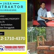 TERFAVORIT | 0812-1710-4370 | Kontraktor Rumah Unik Di Tulungagung, PANDAWA AGUNG PROPERTY (30059610) di Kab. Tulungagung