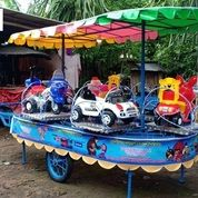 Usaha Mainan Odong2 Panggung Kereta Mini Bbg Campuran (30065486) di Kab. Kutai Timur