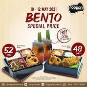 Roppan Dapatkan promo special BENTO. (30066325) di Kota Jakarta Selatan