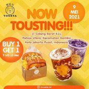 TOUSTA Promo BUY 1 GET 1 !! (30067636) di Kota Jakarta Selatan