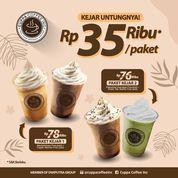 Cuppa Coffee Inc KEJAR UNTUNGNYA Rp. 35 Ribu/Paket (30067989) di Kota Jakarta Selatan