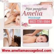 Pijat Panggilan Bsd Amelia (30068582) di Kota Tangerang Selatan