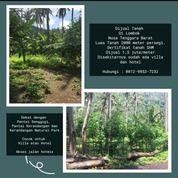 Tanah Di Senggigi-Lombok- Nusa Tenggara Barat Dekat Ke Pantai (30069984) di Kab. Lombok Barat