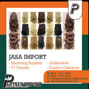 JASA IMPORT WIG RAMBUT | PARTNERIMPORT.COM | 081317149214 (30085352) di Kota Jakarta Timur