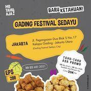 Mo Tahu Aja - Tahu- tahu ada Promo (30093732) di Kota Jakarta Utara