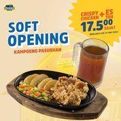 Kampoeng Steak Soft Opening Kampoeng Pasuruan (30094101) di Kab. Pasuruan